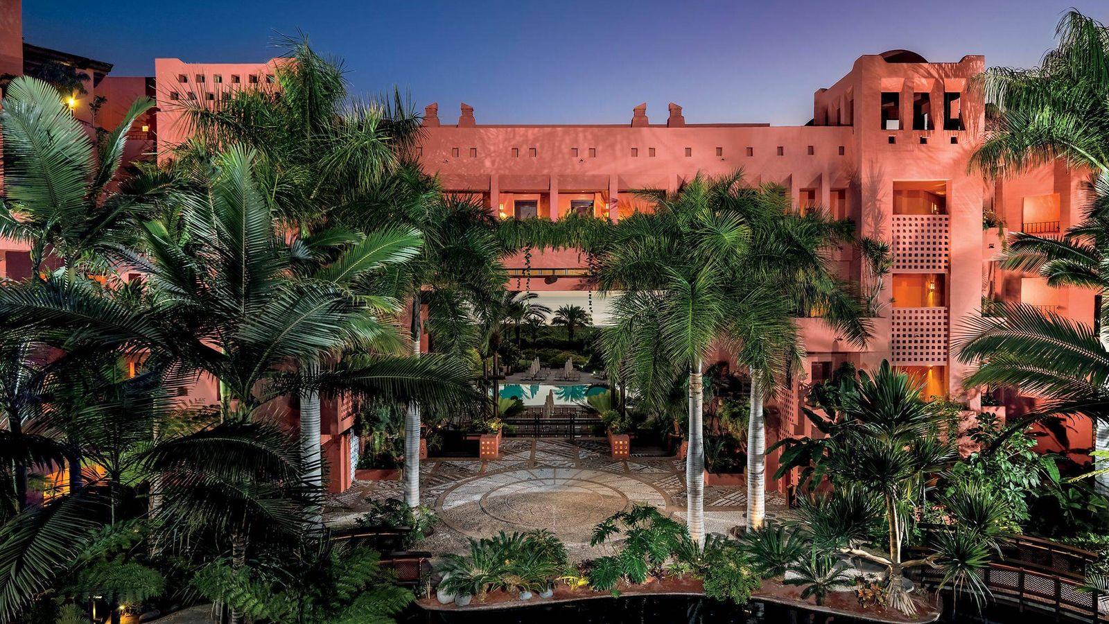 Foto: Hotel Ritz-Carlton Abama de Tenerife.