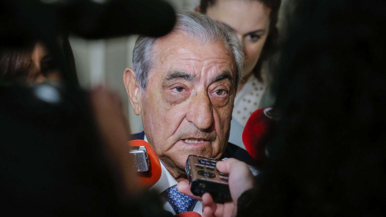 Foto: Juan José Hidalgo, presidente de Globalia. (EFE)