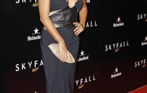 Mónica Cruz, entre los invitados a la premiere de Skyfall