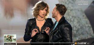 Post de Sandra Barneda amonesta al hermano de Gonzalo en 'El debate de las tentaciones'