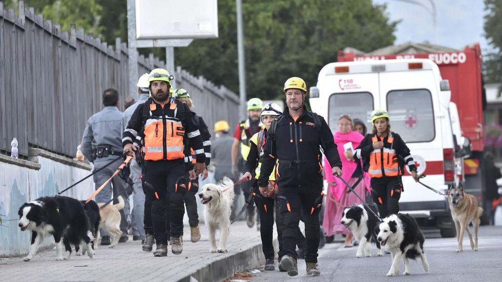 Pueblos fantasma tras el terremoto en Italia: Amatrice, Pescara, Accomuli...