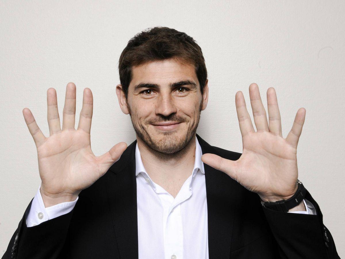 Foto: Iker Casillas, en una imagen de archivo. (Cordon Press)