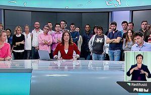 Los 'telediarios' de Canal 9, fuera de control, se ceban con Fabra y el PP