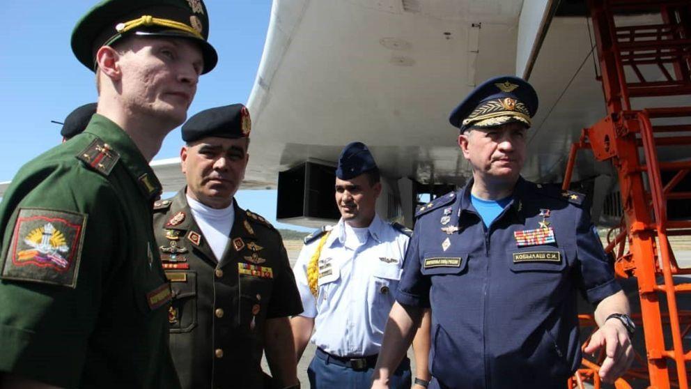 Rusia defiende la presencia de militares y Trump exige su salida de Venezuela