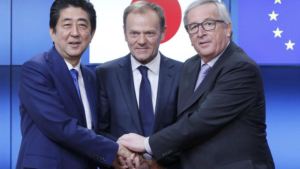 La esperanza comercial de la Unión Europea