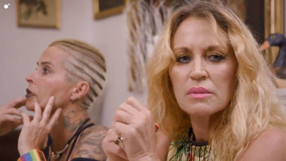 Encarni Manfredi se enfrenta a una compañera en 'Ven a cenar conmigo'