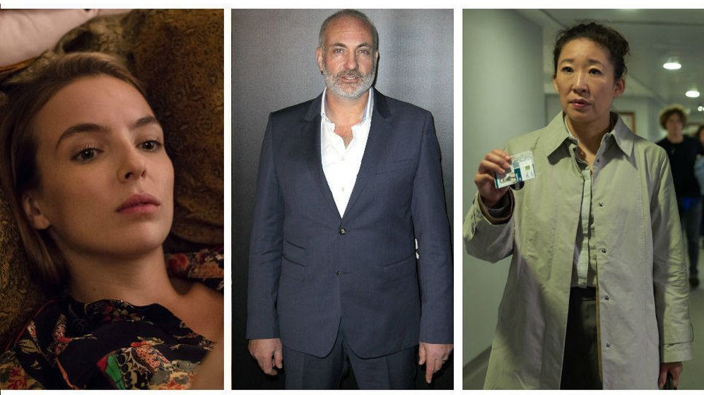 Foto: Parte del elenco de 'Killing Eve'
