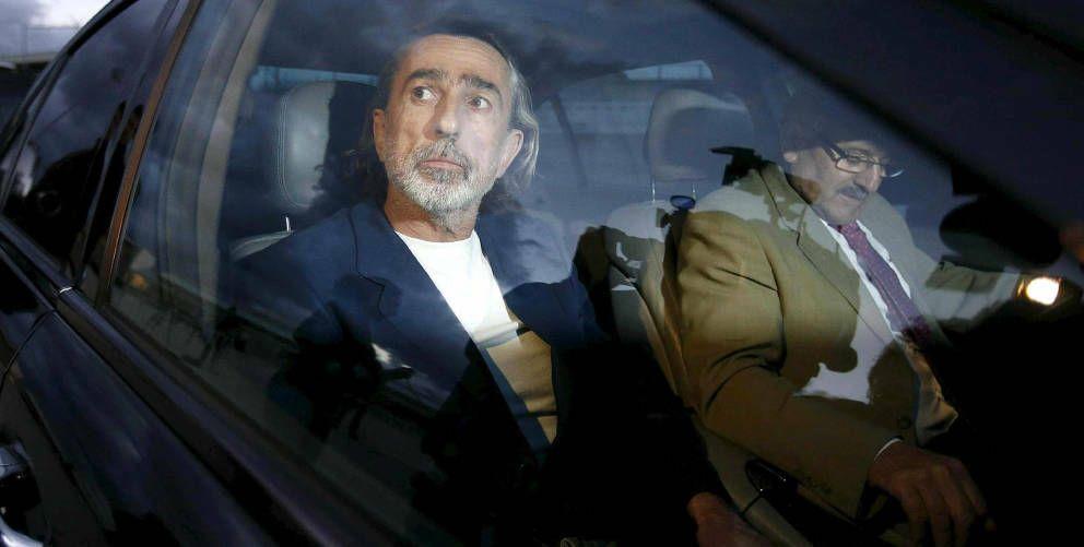 Correa sale de la cárcel de soto del real tras pagar la fianza