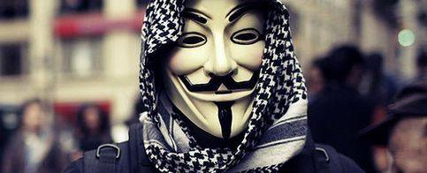 Foto: Anonymous orquesta la 'respuesta digital' a Israel por matar palestinos