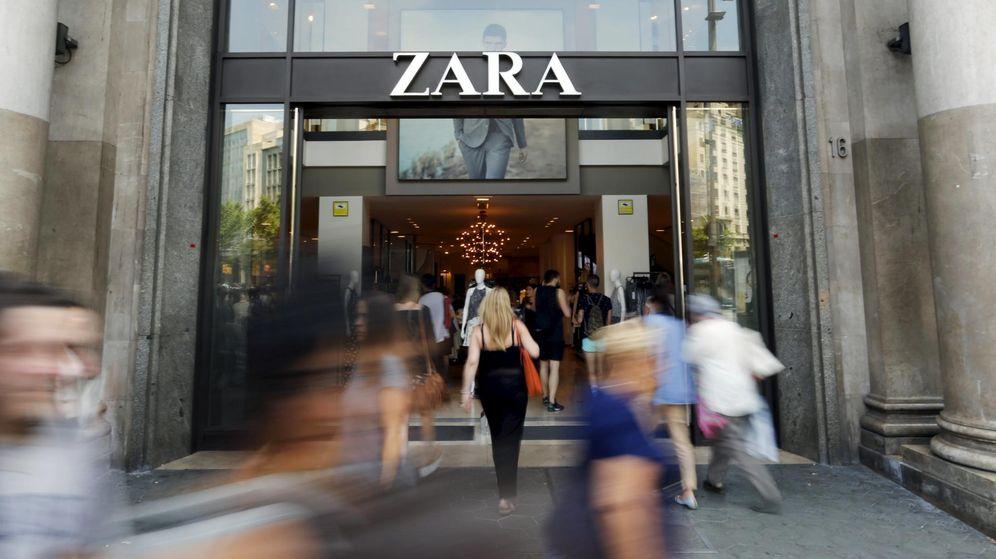Foto: Una tienda de Zara en Barcelona. (EFE)