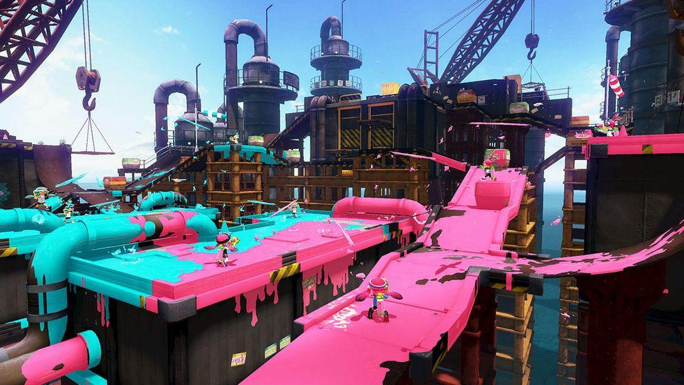 Splatoon: el 'estilo Nintendo' también funciona en los 'shooters'