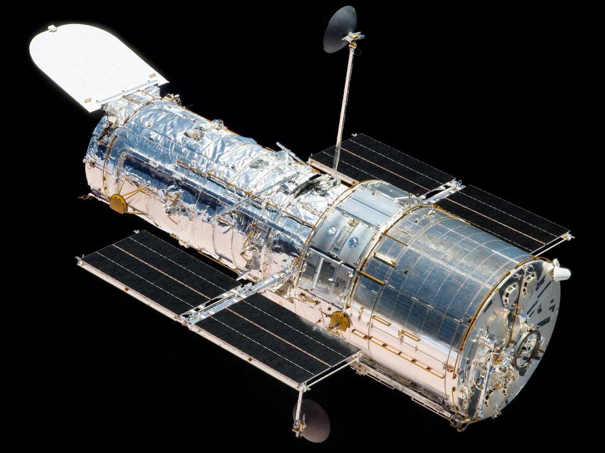 Foto: El telescopio lleva en funcionamiento más de tres décadas (EFE/EPA/NASA)