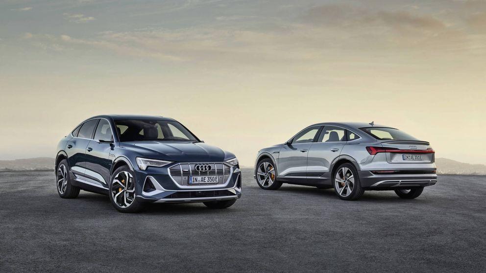 Las dos autonomías (y precio) del Audi e-Tron, el coche eléctrico que se ajusta a ti