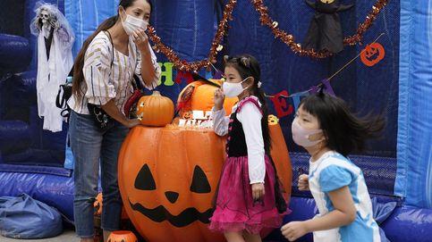 Un Halloween con mascarillas y distancia social