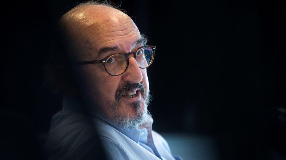 Foto: El empresario y socio-gestor de Mediapro, Jaume Roures. (EFE)