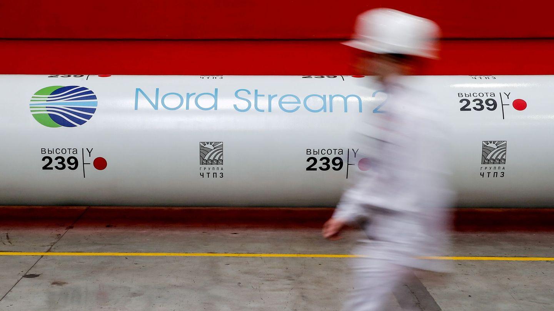 Nord Stream 2 es el gasoducto por el que Europa recibirá desde rusia, directamente, gas natural, pero en España, a pesar de su finalización, el precio de este combustible sigue en niveles de récord. Foto: Reuters