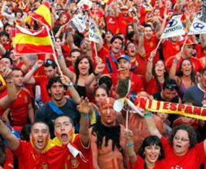 La afición sigue sin confiar en España