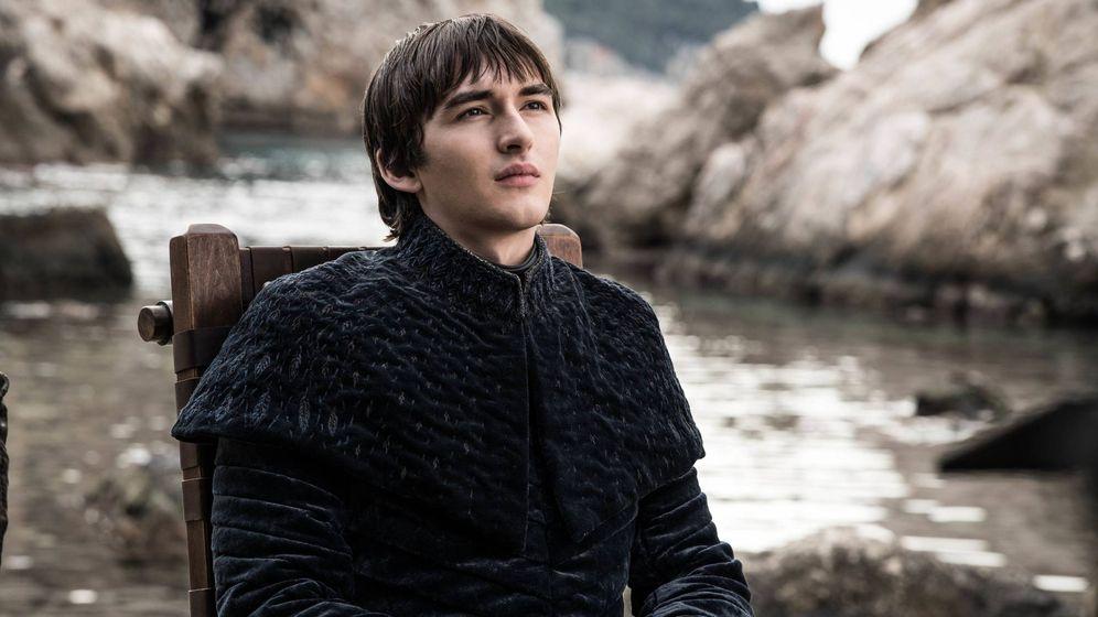 Foto: Bran Stark, nuevo rey de los Seis Reinos de 'Juego de tronos'. (HBO)