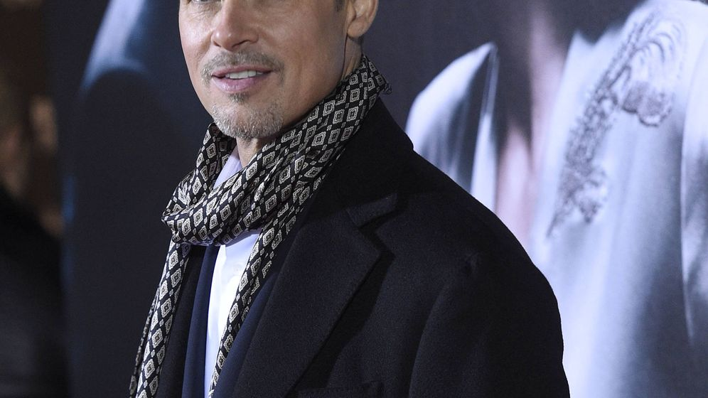 Foto: Brad Pitt en una imagen de archivo (Gtres)