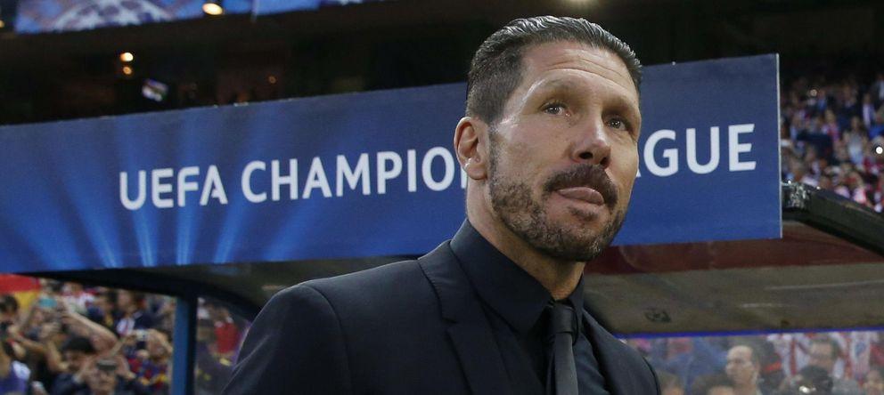 Simeone, a las puertas del pódium de los mejores entrenadores del mundo