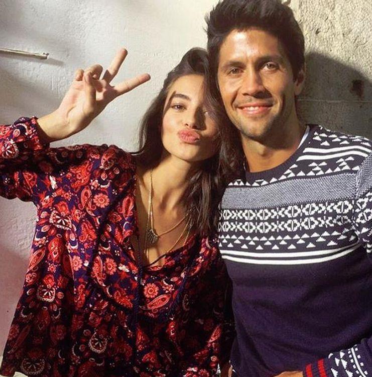 Foto: Rocío Crusset y Fernando Verdasco en una imagen de su Instagram