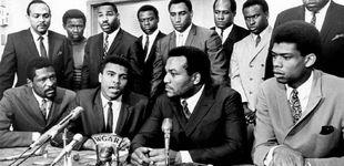 Post de Deportistas negros contra el racismo: la historia de la foto con la que empezó todo