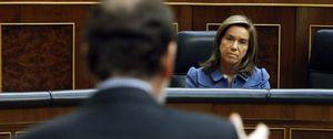 Foto: Mato se escuda en el feminismo y pregunta al PSOE si le persigue por ser mujer