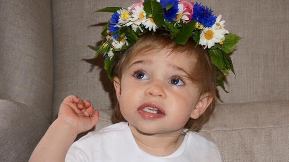 Leonore de Suecia, una ninfa que nos desea un feliz verano