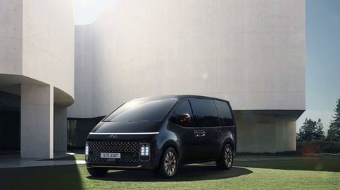 Hyundai Staria, diseño y versatilidad en un gran monovolumen