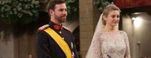 Foto: Los príncipes de Luxemburgo se dan el 'sí, quiero'