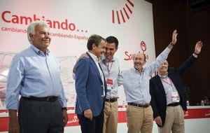 Sánchez sacó los colores a Zapatero tras viajar 'a cuerpo de rey' a Guinea