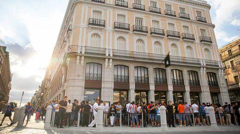 La familia mexicana Díaz Estrada vende el edificio de Apple en Puerta del Sol