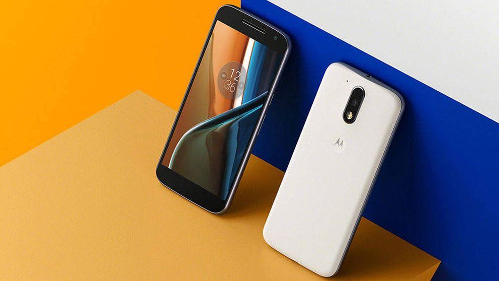 Motorola desvela el Moto G4, el nuevo aspirante a arrasar en móviles baratos