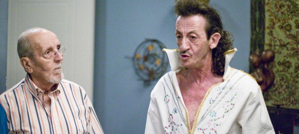 Foto: El actor en una escena de la serie 'La que se avecina'