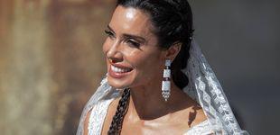 Post de El vestido de novia de Zuhair Murad con el que Pilar Rubio nos ha dejado sin habla