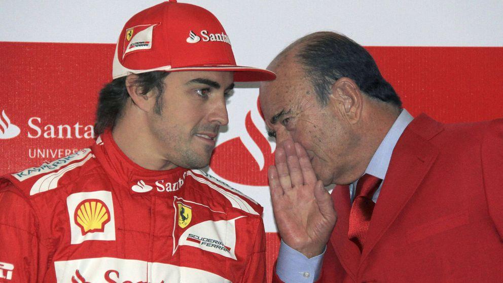 Cómo la F1 convirtió al Banco Santander en una marca global