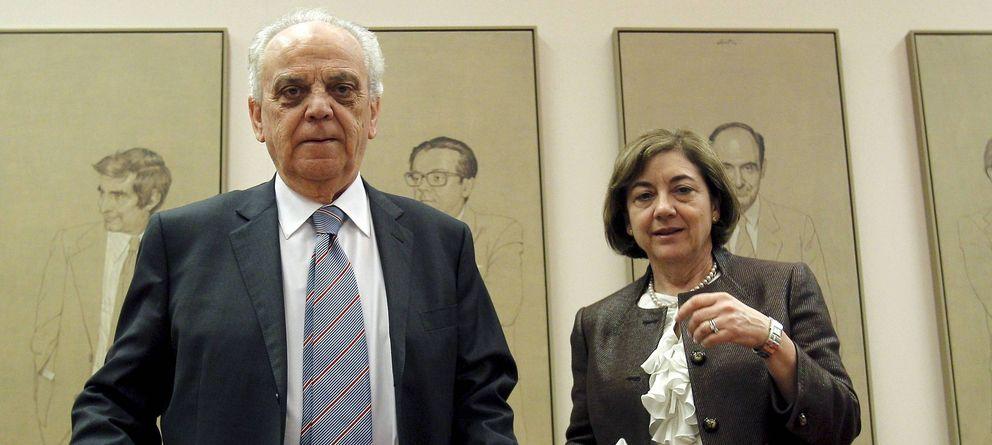 Foto: El expresidente del Tribunal de Cuentas Manuel Núñez (EFE)