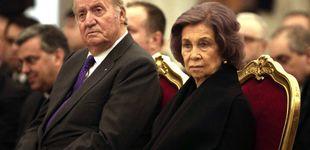 Post de Juan Carlos y Sofía despiden a Plácido Arango (y el comunidado de Felipe y Letizia)