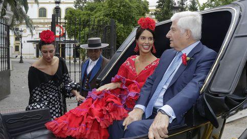 De Ana Rosa al duque de Alba: los famosos se pasean por la Feria de Abril