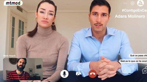La ruptura de Adara y Gianmarco: llantos, una huida y celos por ¿Rodri?