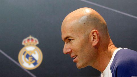 Zidane pasa en ocho meses del culo apretado a evitar el triunfalismo