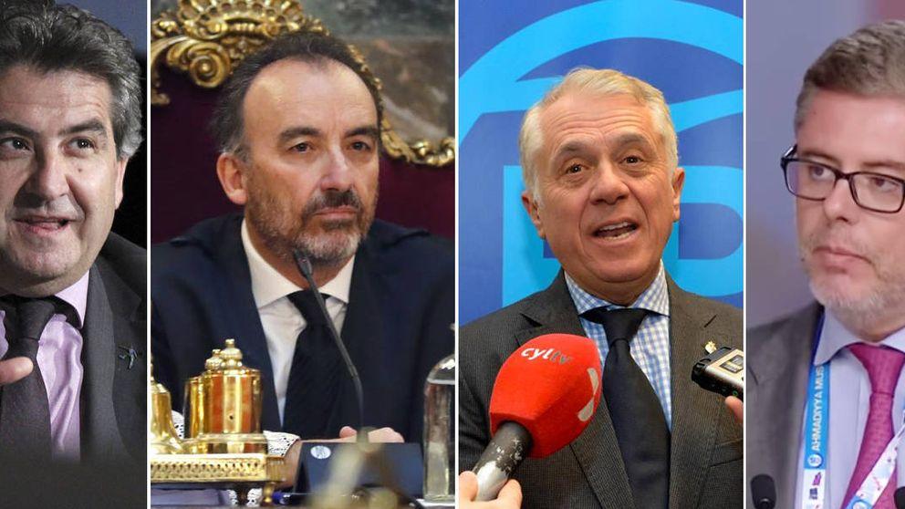 Quién es quién en el nuevo CGPJ: del juez de Gürtel a un portavoz del PP en el Congreso