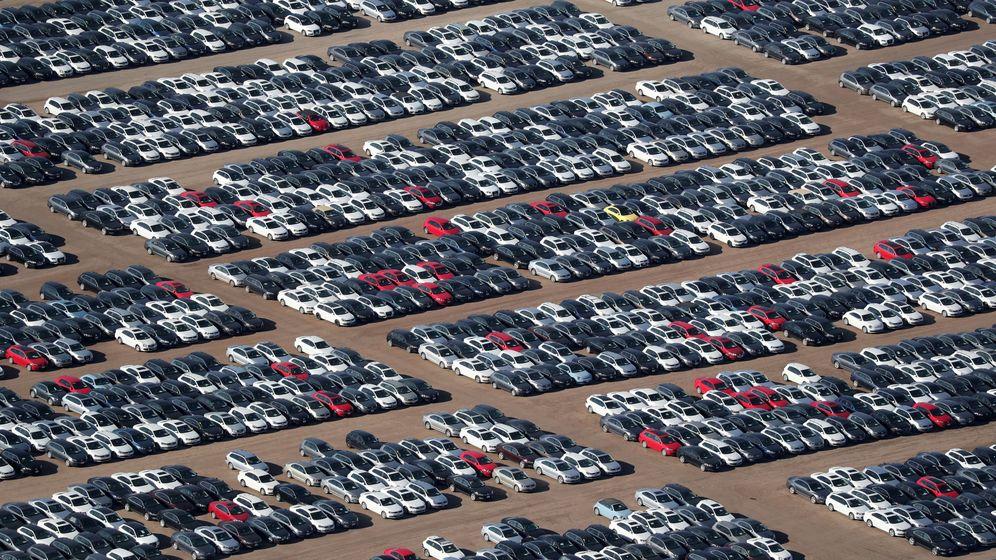 Foto: Coches de Volkswagen y Audi en Victorville, Califormia (EEUU). (Reuters)
