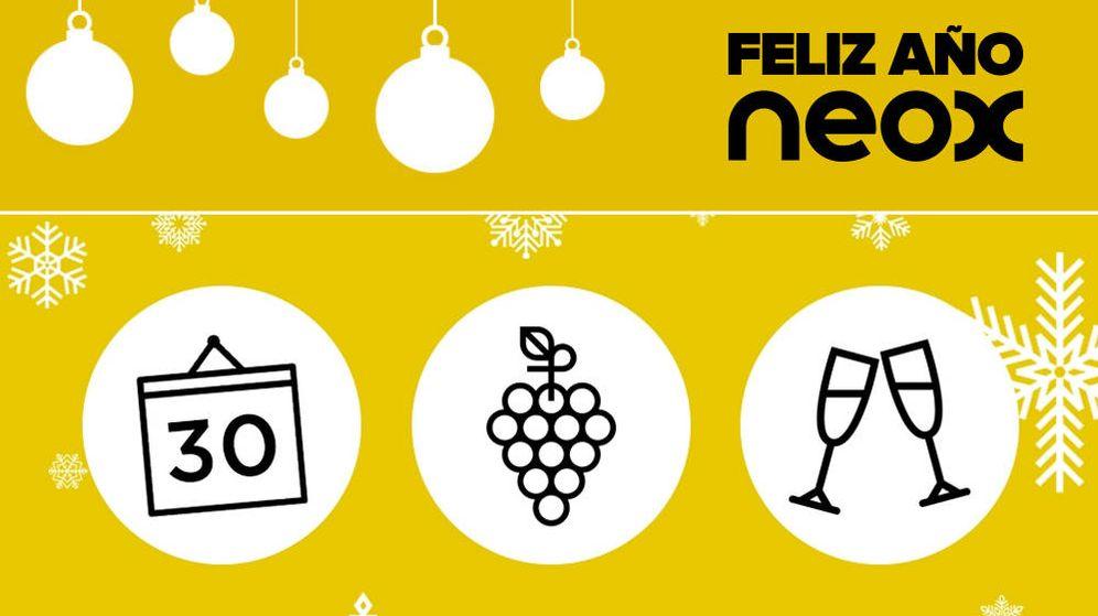 Foto: Neox volverá, un año más, a ofrecer las preúvas el 30 de diciembre. (Atresmedia)