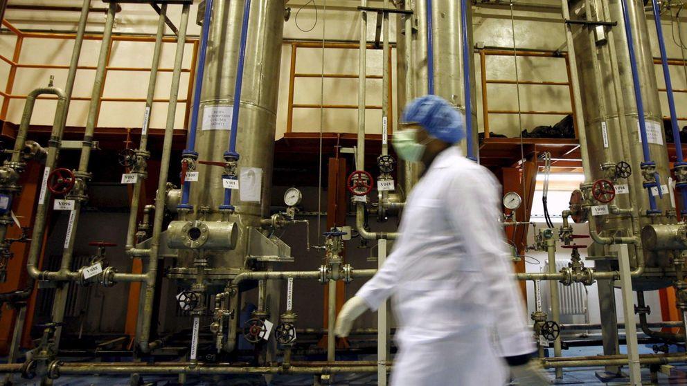 Rusia confirma que Irán le ha entregado todo su uranio enriquecido
