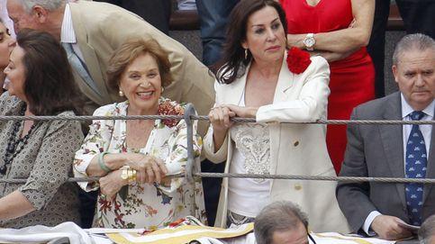 Carmen Bordiú invita a Luis Miguel Rodríguez a la cena de los Franco