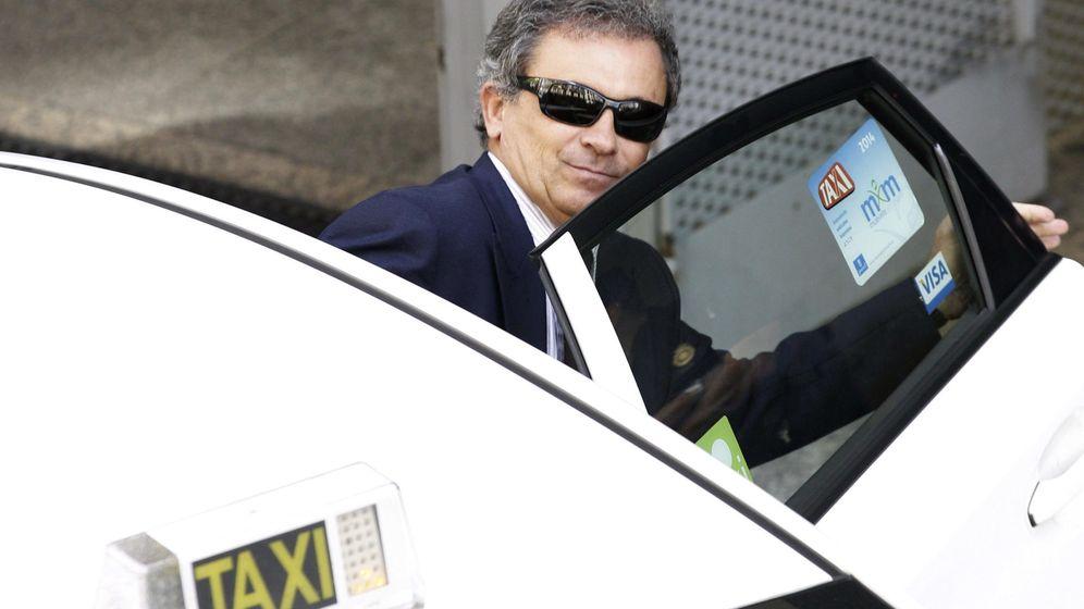Foto: Jordi Pujol Ferrusola, hijo del expresidente de la Generalitat de Cataluña. (EFE)