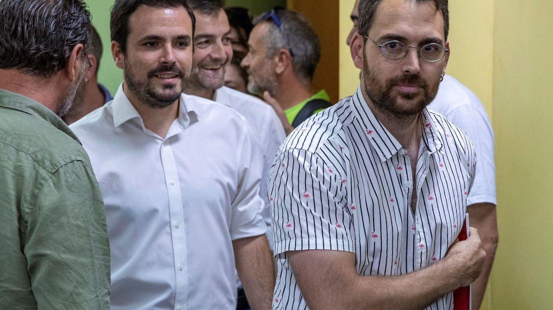 Toni Valero, nuevo coordinador general de Izquierda Unida en Andalucía
