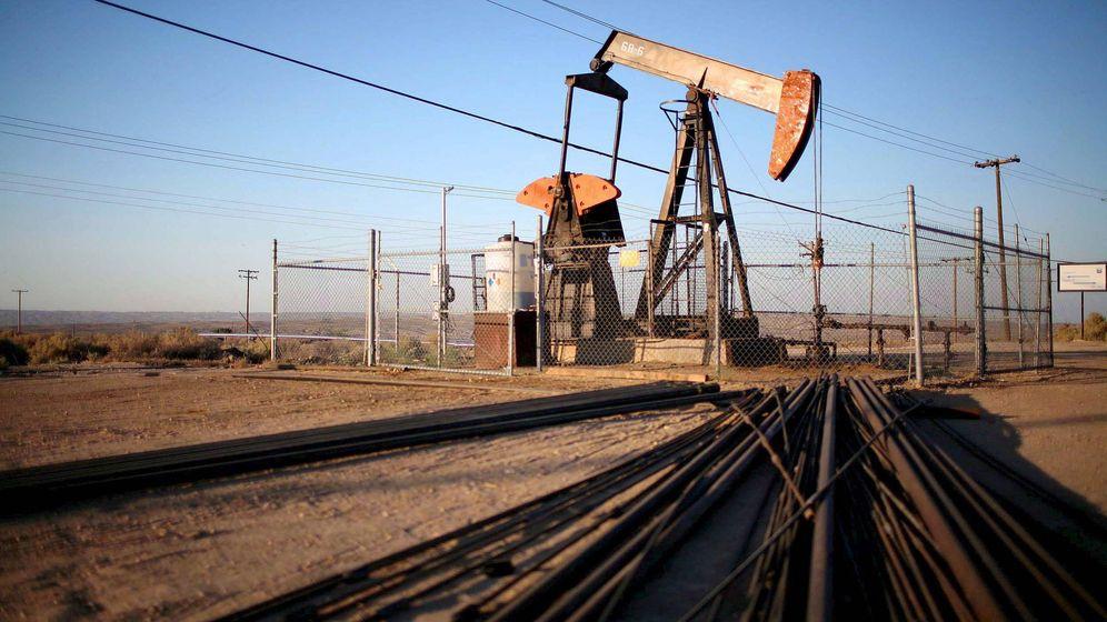 Foto: Planta de extracción de Petróleo (EFE)
