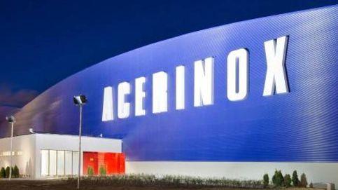 Acerinox detiene su hemorragia, modera el desplome de su producción al 9%